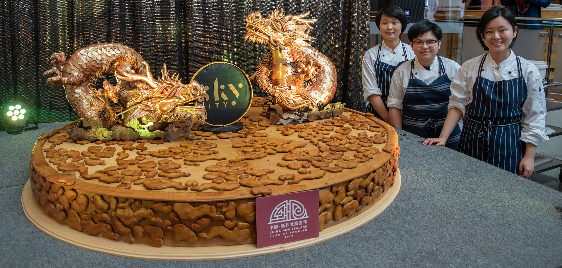'Biggest mooncake in NZ history' to celebrate Chinese Moon Festival