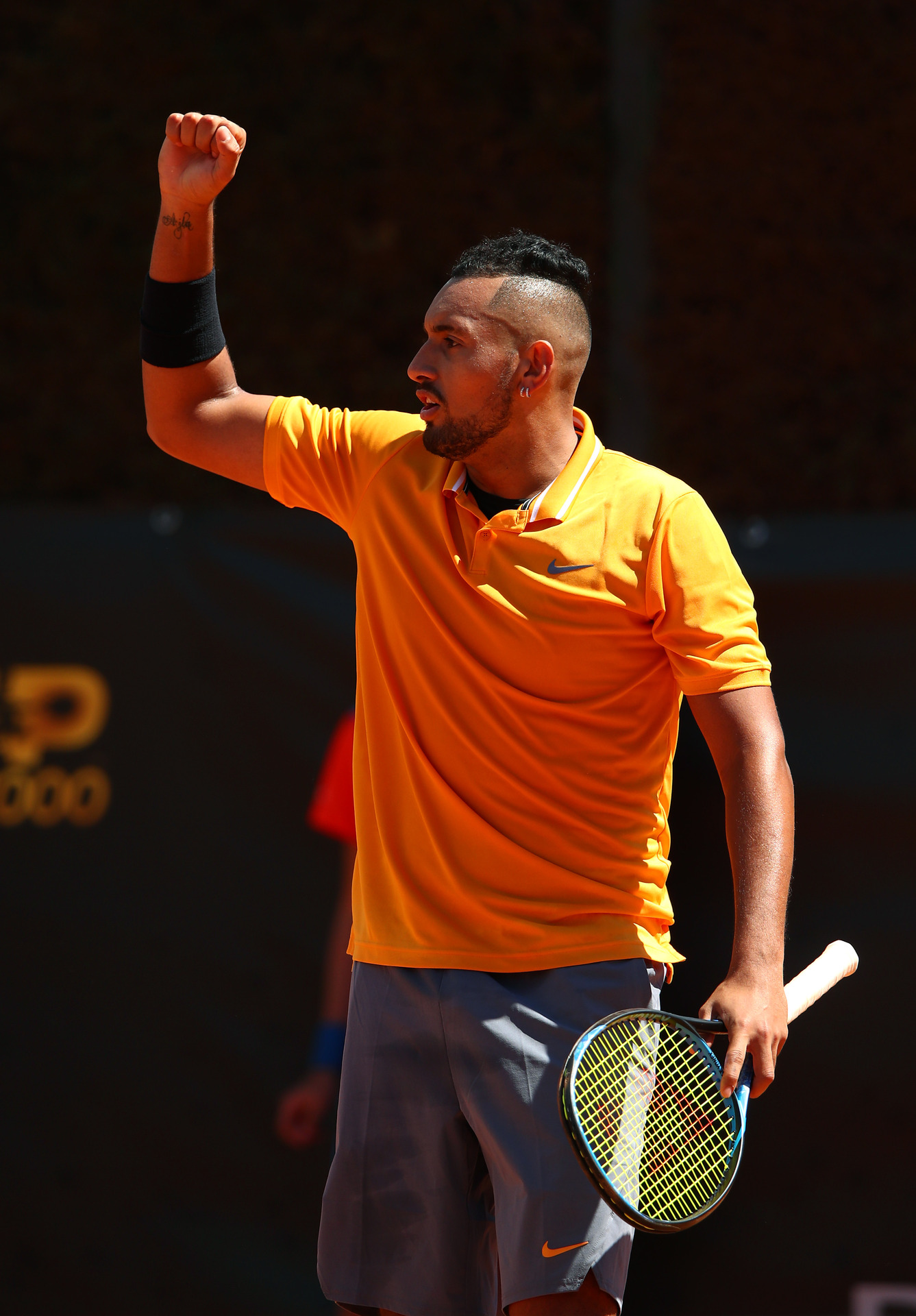 Tennis: Players split on Kyrgios ban after outburst