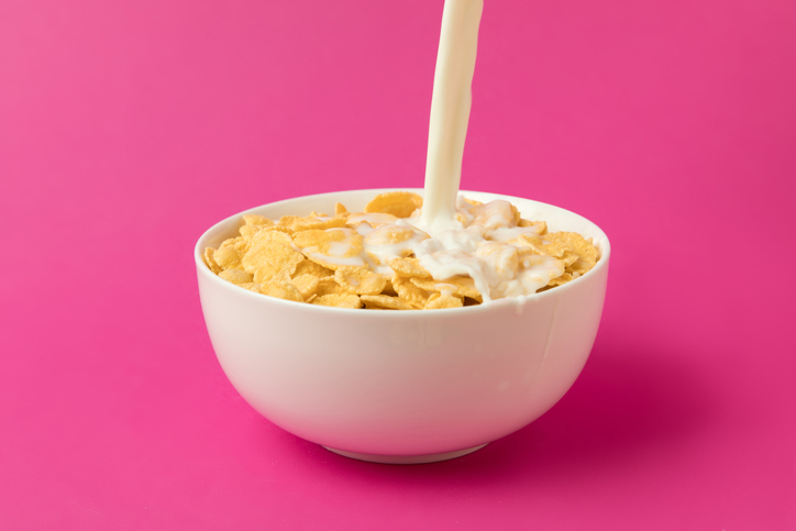 Corn Flakes originally created to clear the mind of 'sinful' thoughts