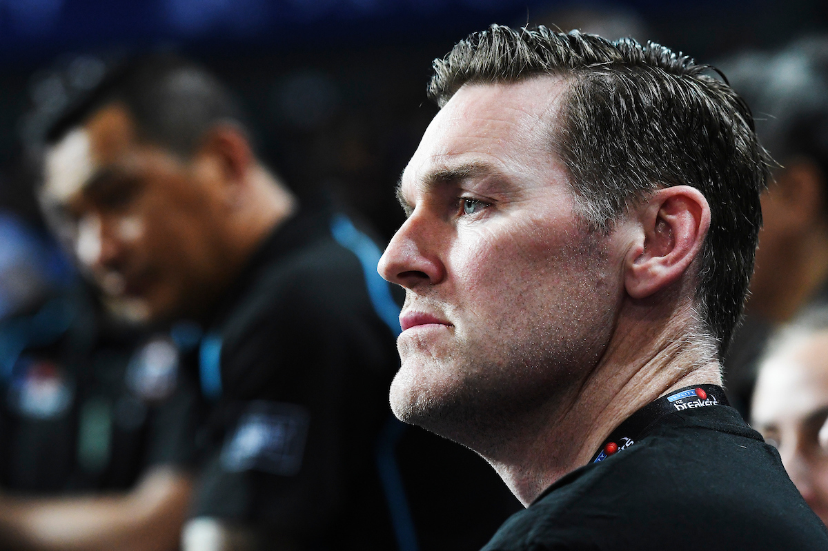 Breakers General Manager leaves club