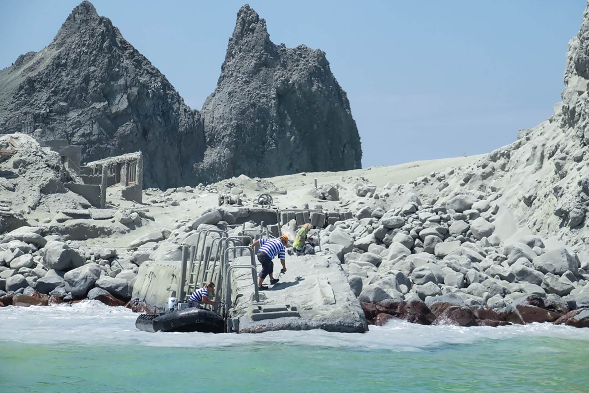 Scientist: White Island was 'disaster waiting to happen'