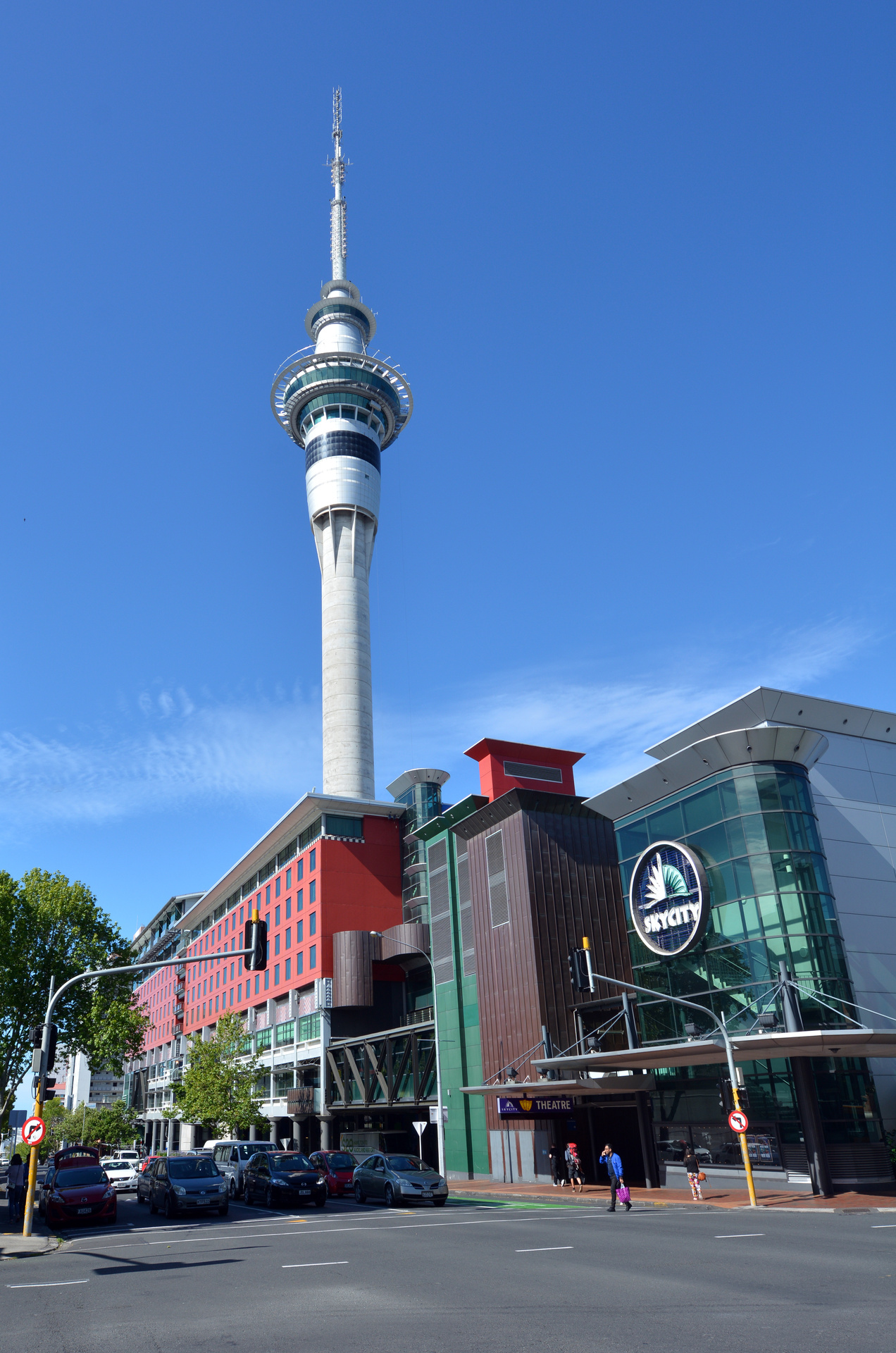 Baby dies after 'tragic accident' at Auckland's SkyCity