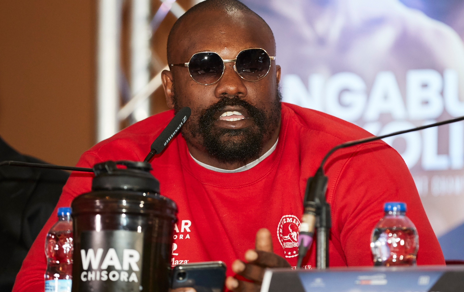 Boxing: Joseph Parker's opponent Dereck Chisora goes on foul-mouthed rant about not being main event
