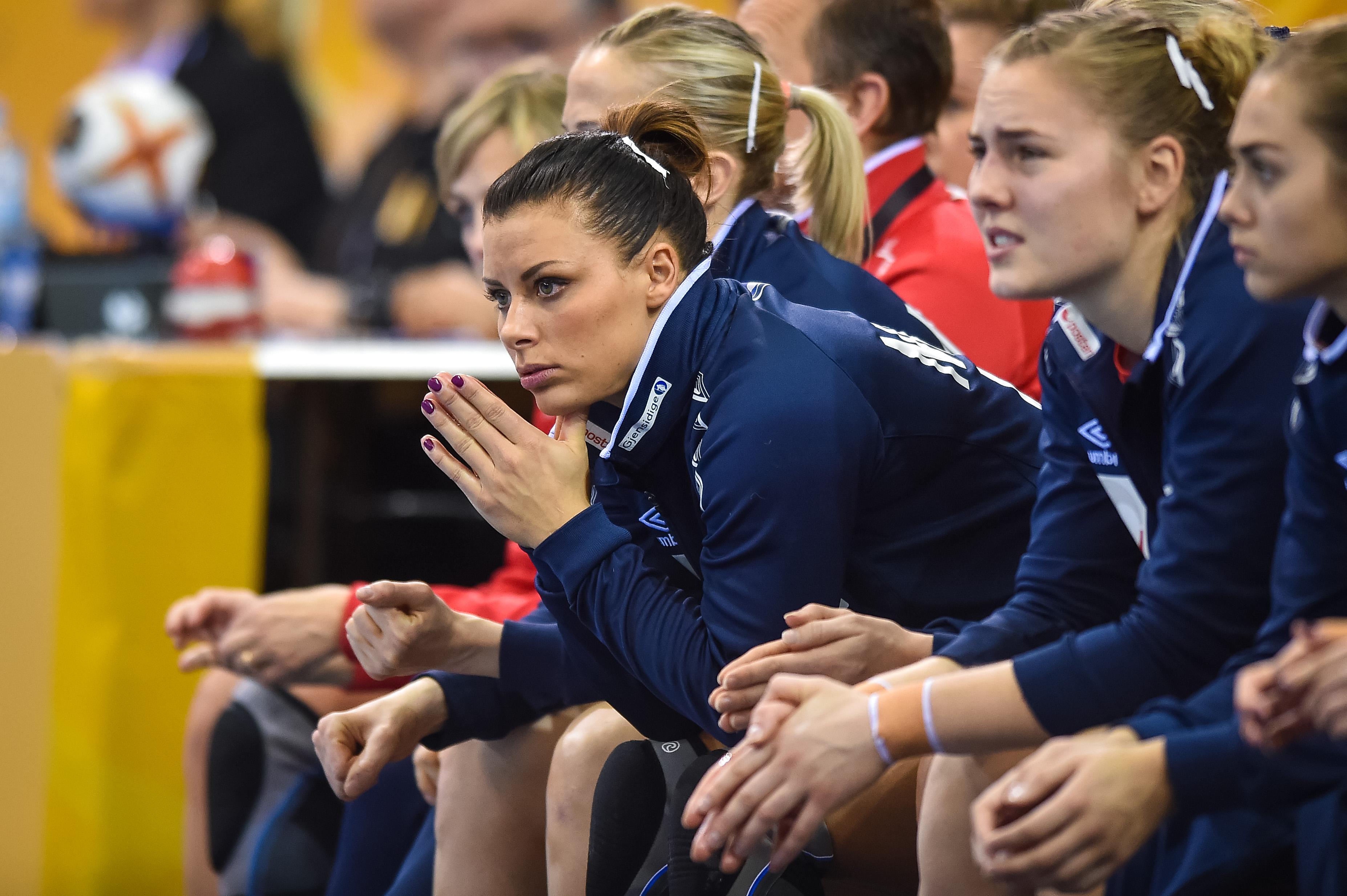 Olympic Handball Star Nora Mork Accuses Mens Team Of Circulating