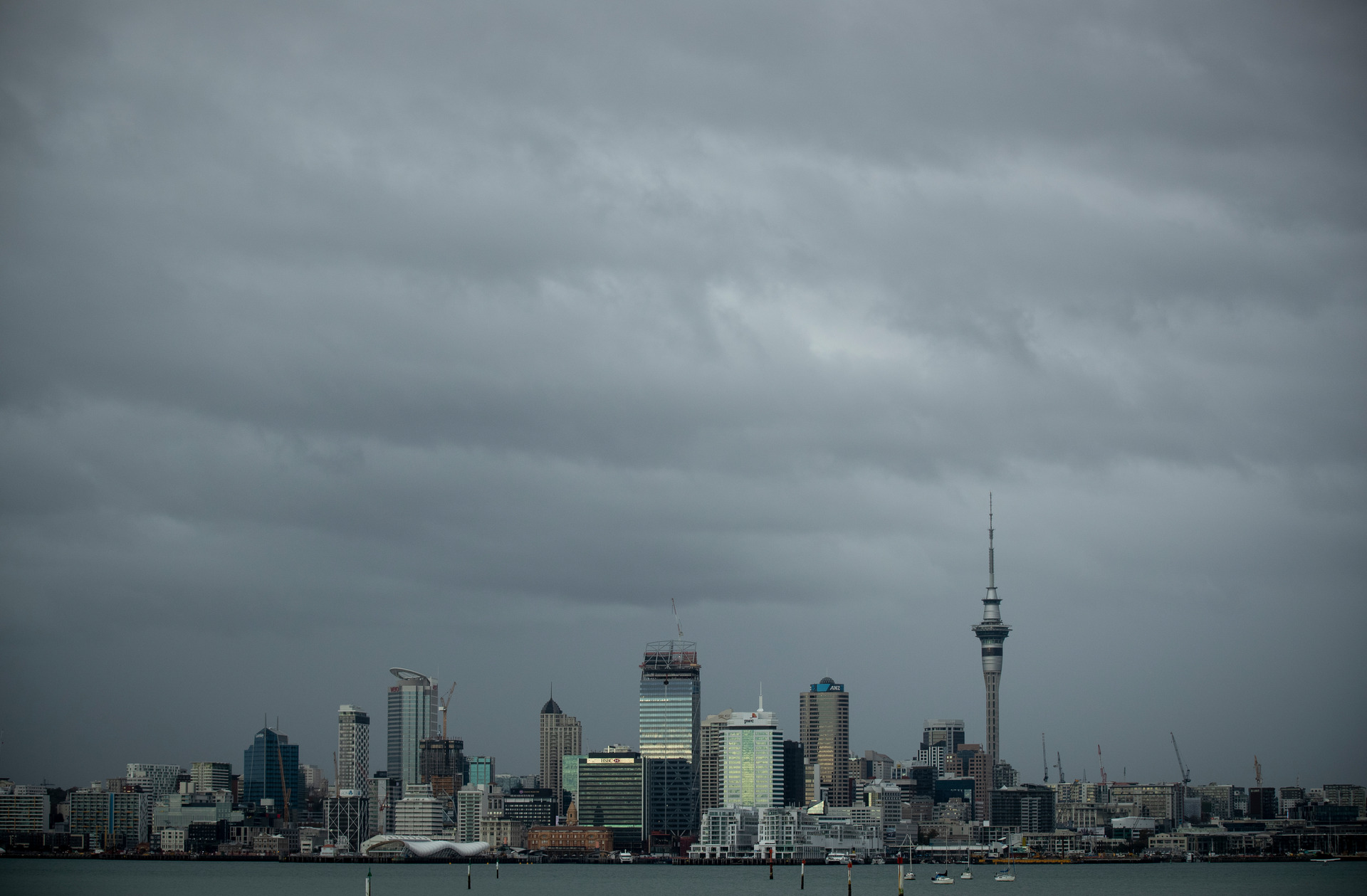 Tie down the trampolines! Wild, wet weather heading for Auckland