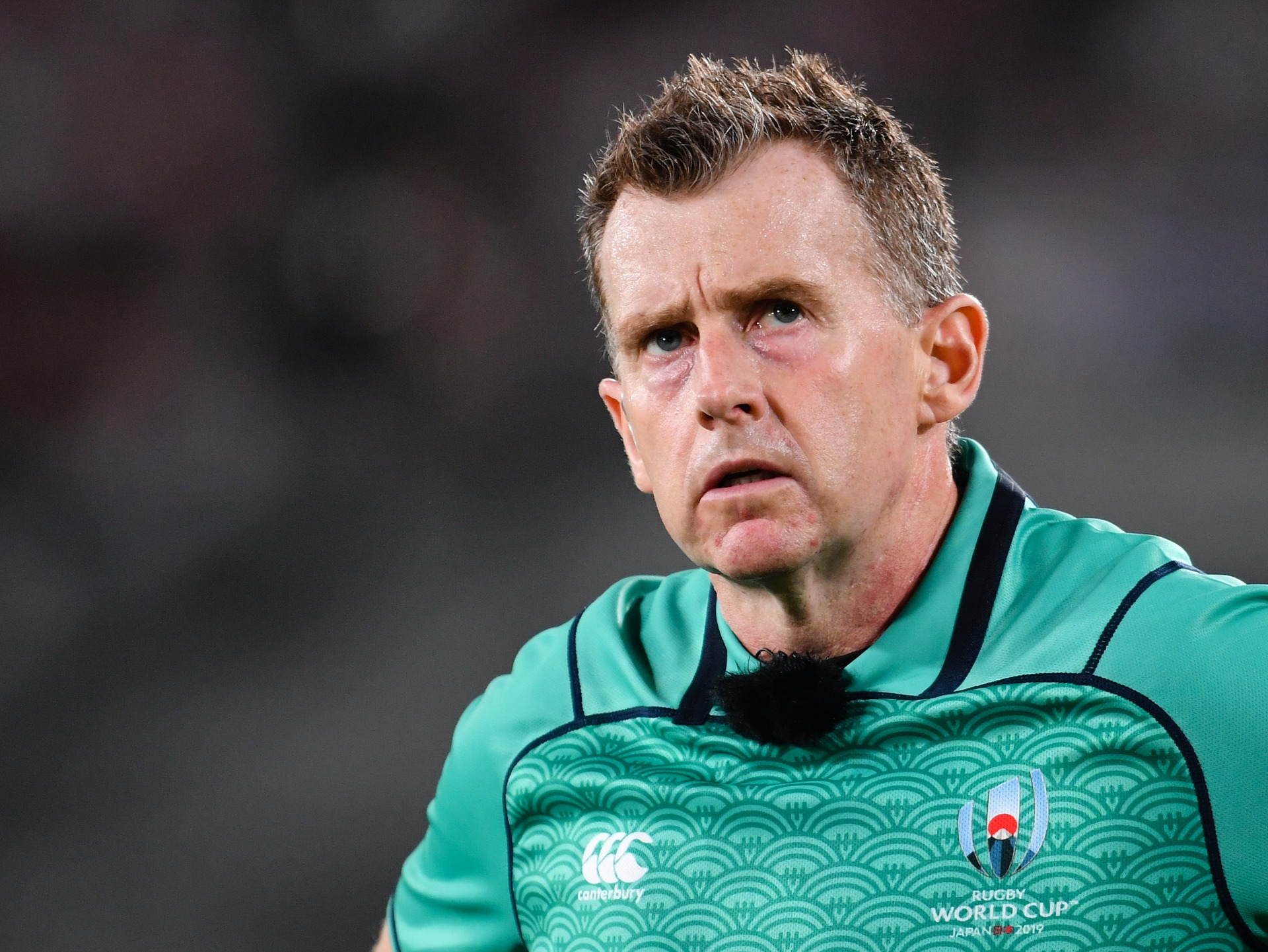 'We're happy': All Blacks satisfied with ref appointment