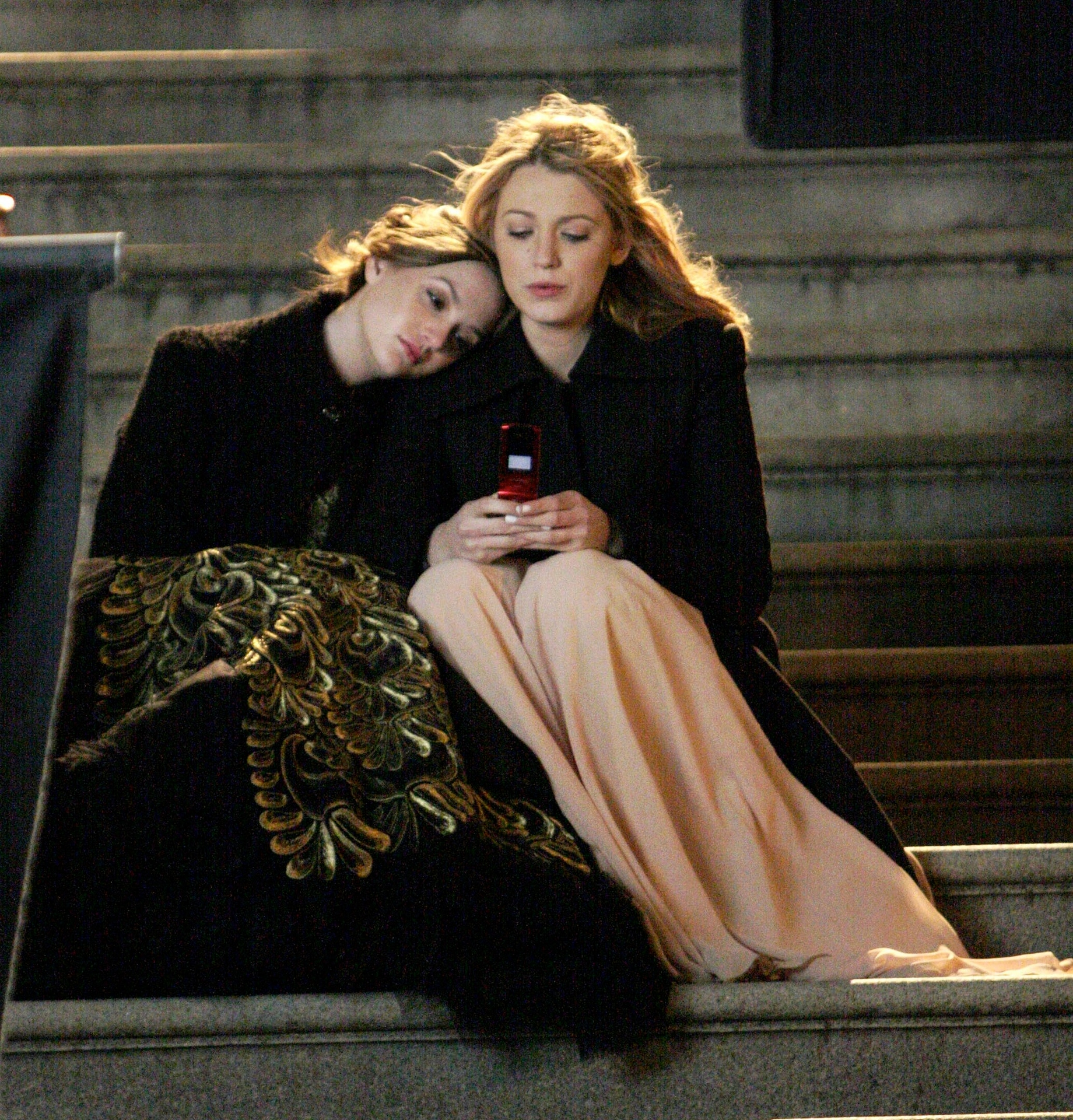 A gossip girl reboot could be in the works 11 years after it first hit our screens