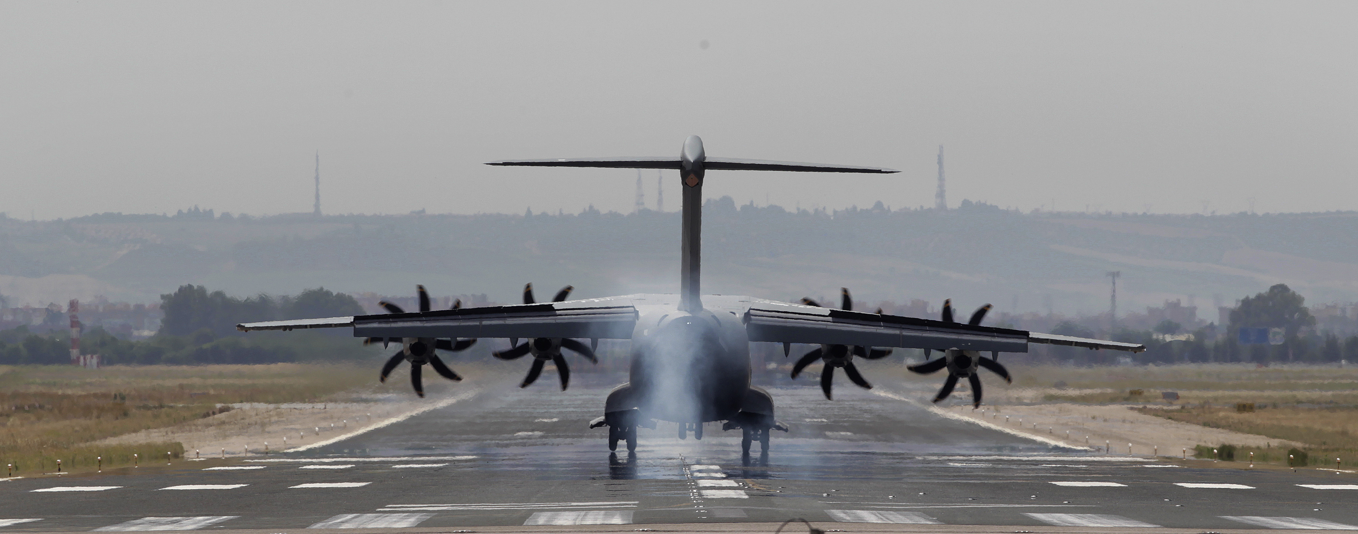 Airbus A400M grounded across Europe after fatal crash - NZ