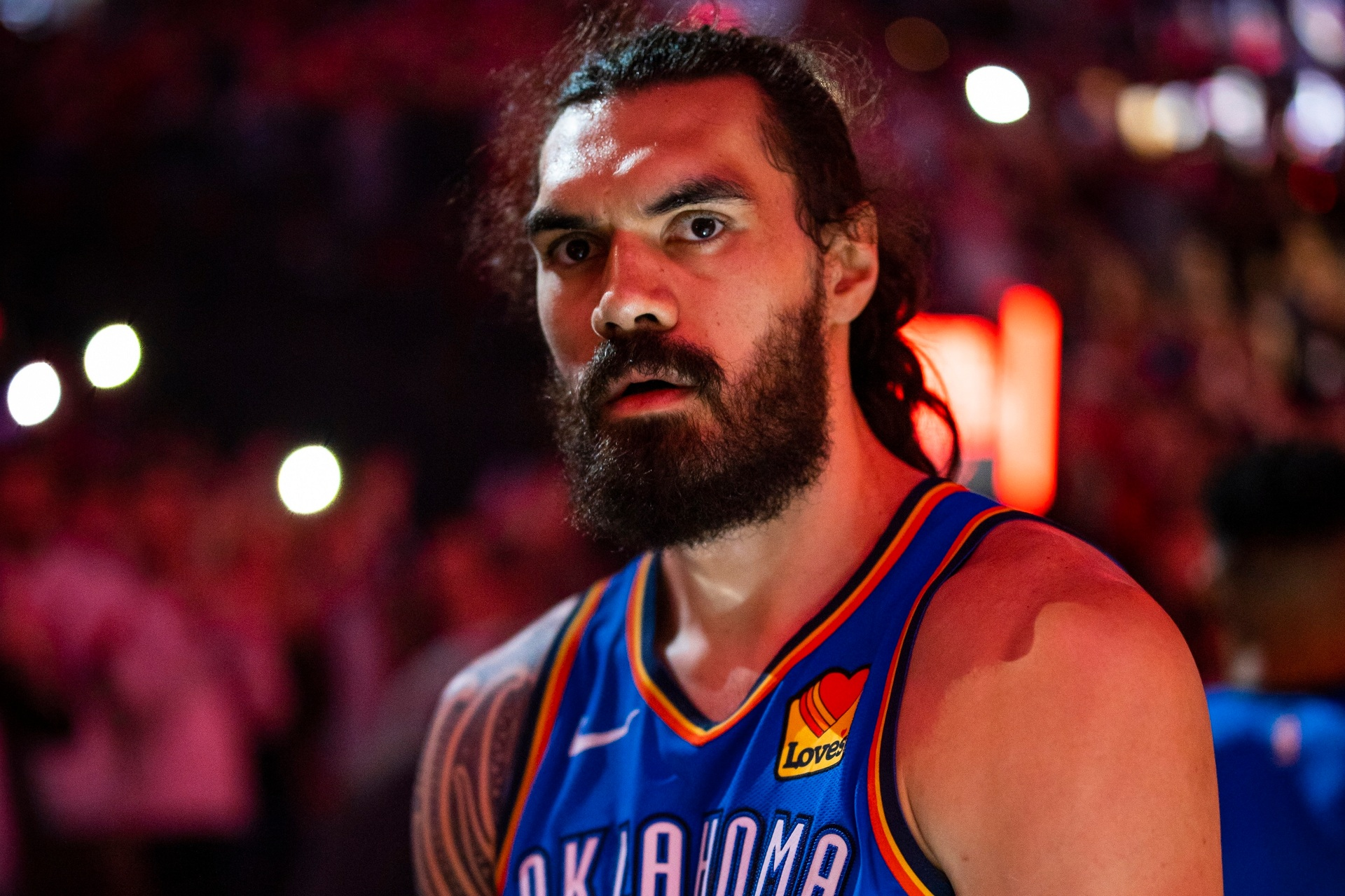 Joshua Price: Why Steven Adams must take some blame for the Oklahoma City Thunder's NBA playoff woes