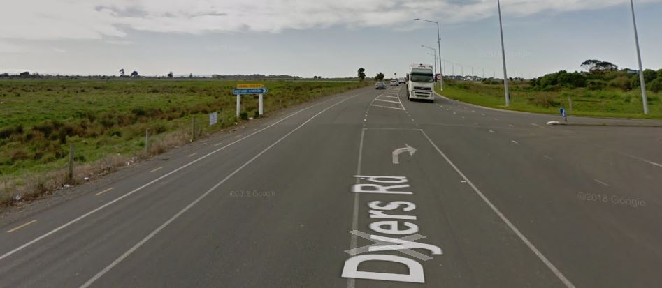 One dead after car found at bottom of bank in Christchurch