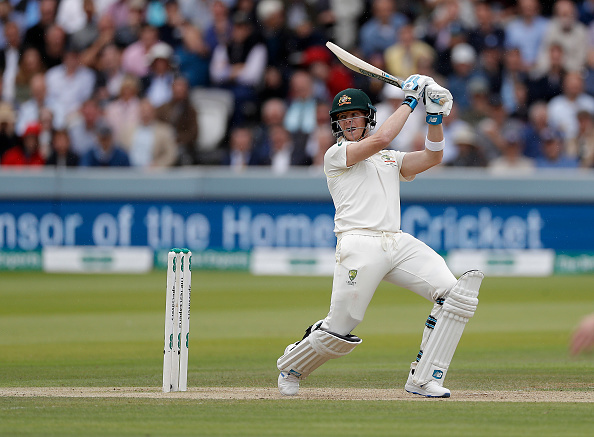 Cricket: Steve Smith finds a different way to entertain cricket fans