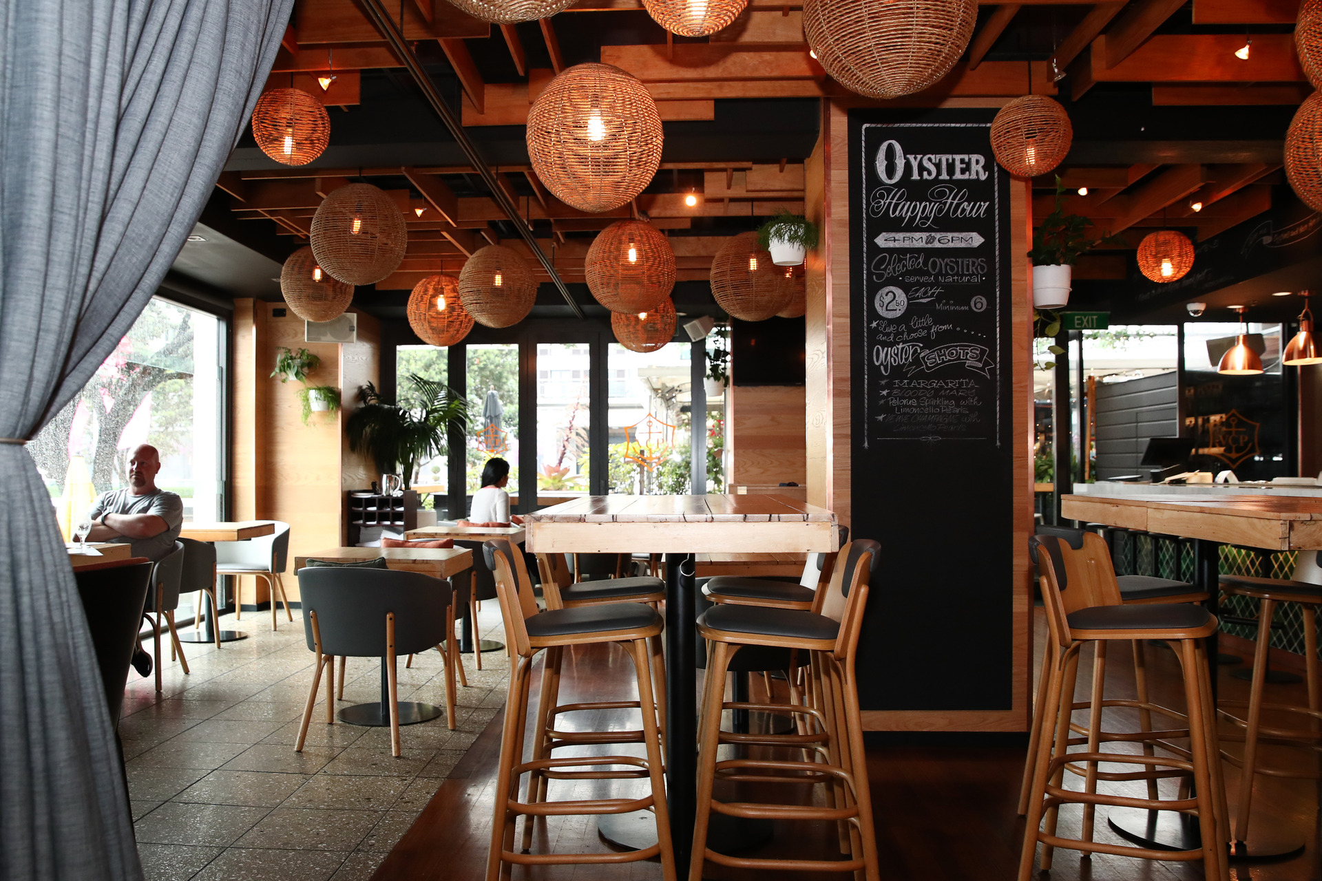 Review: Bluff's best at Oyster & Chop