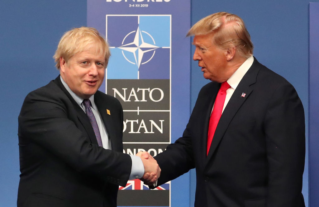 Are Johnson and Trump the next Thatcher and Reagan?