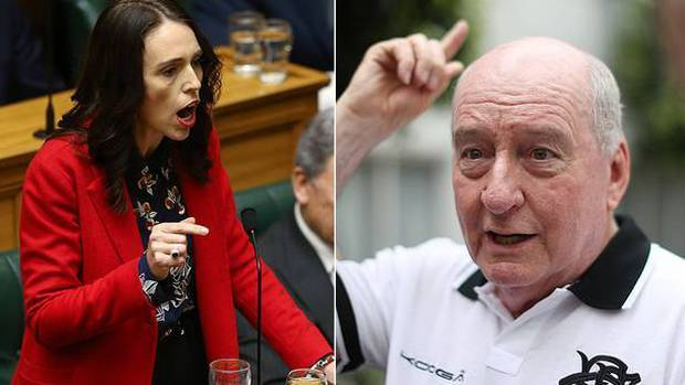 'My sincerest apologies:' Radio host Allan Jones grovels to Ardern in released apology letter