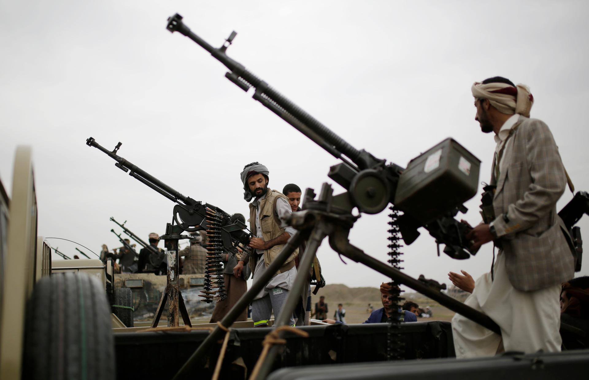 Yemen war strains fragile alliances