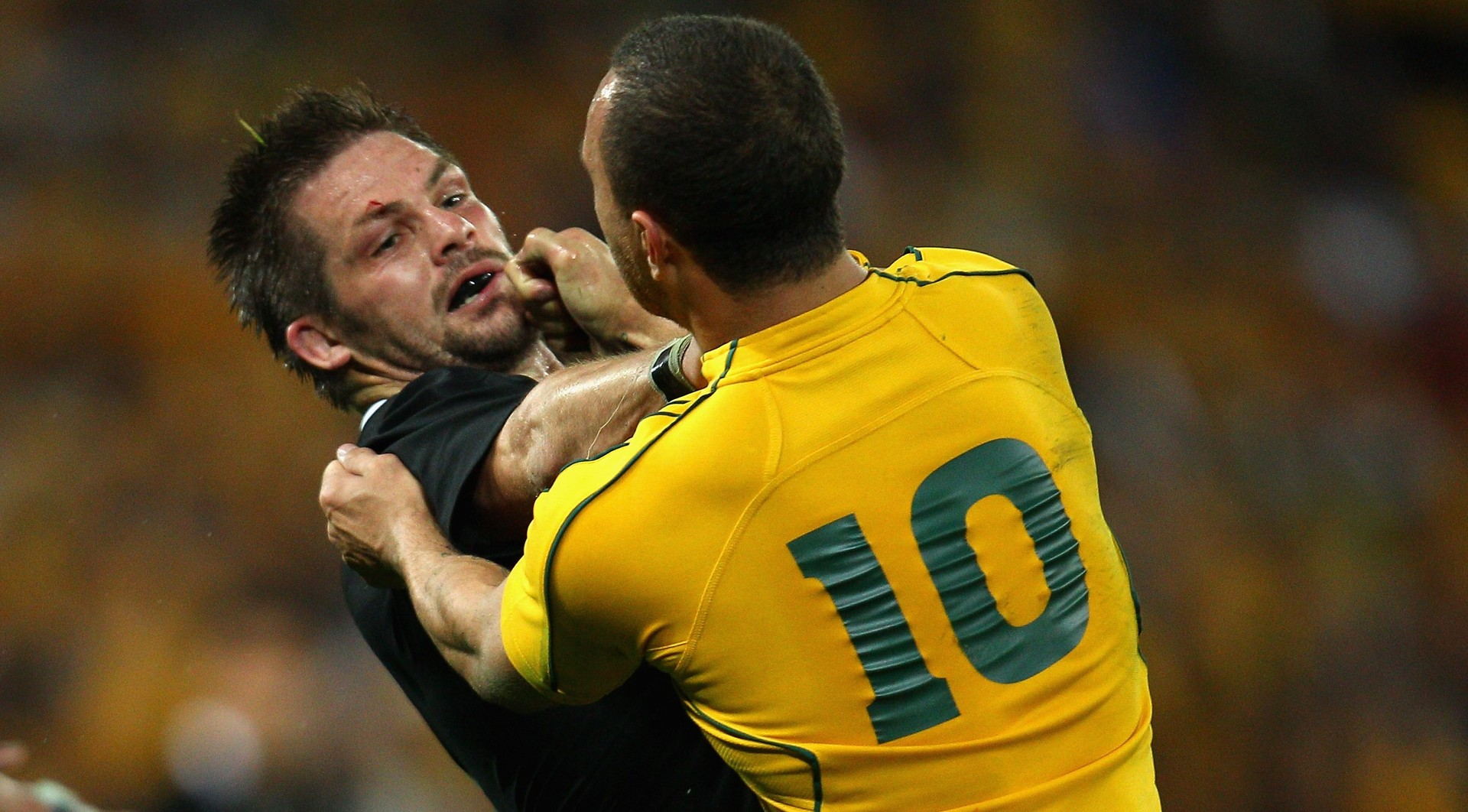 'One of the dirtiest players': Quade Cooper reveals McCaw confrontation
