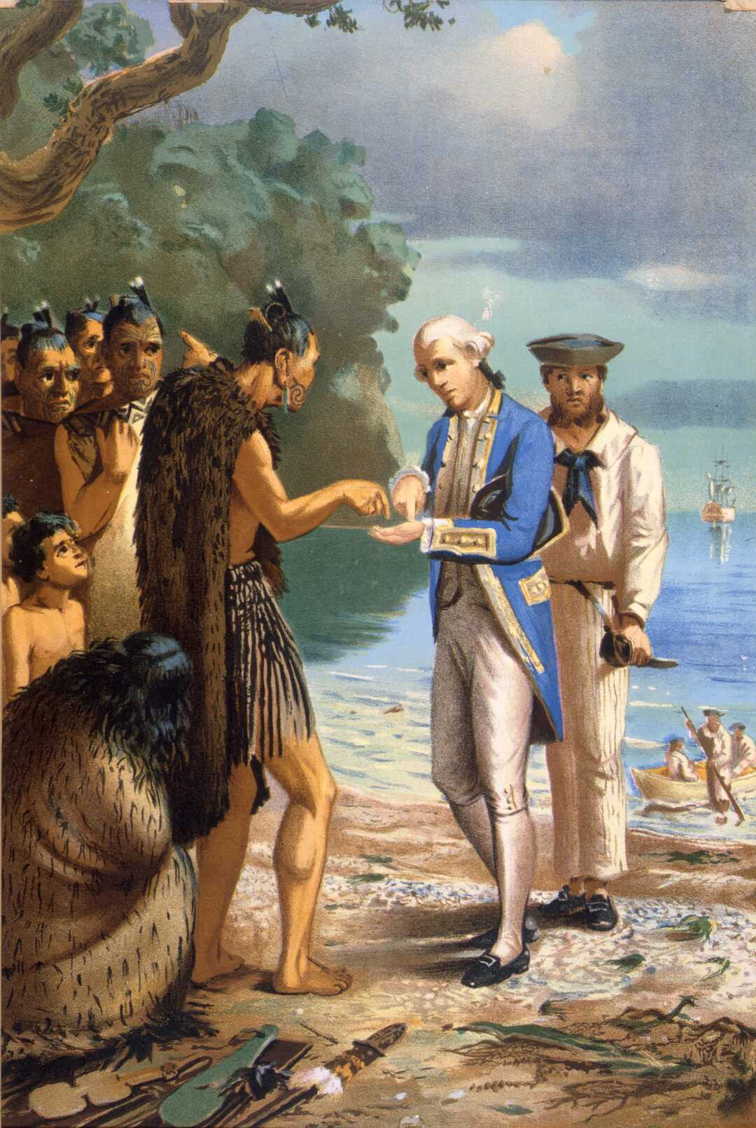 Simon Chapple: How many Māori lived in Aotearoa when Captain Cook arrived?