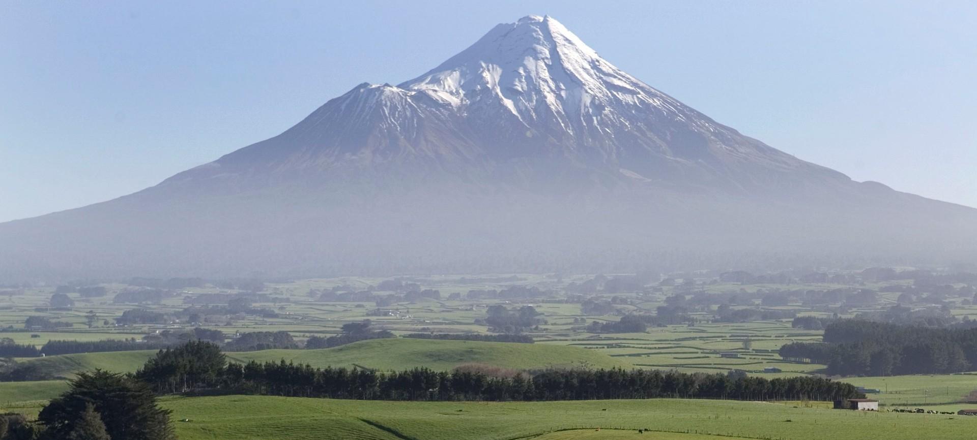 Why a big Mt Taranaki eruption just got more dangerous