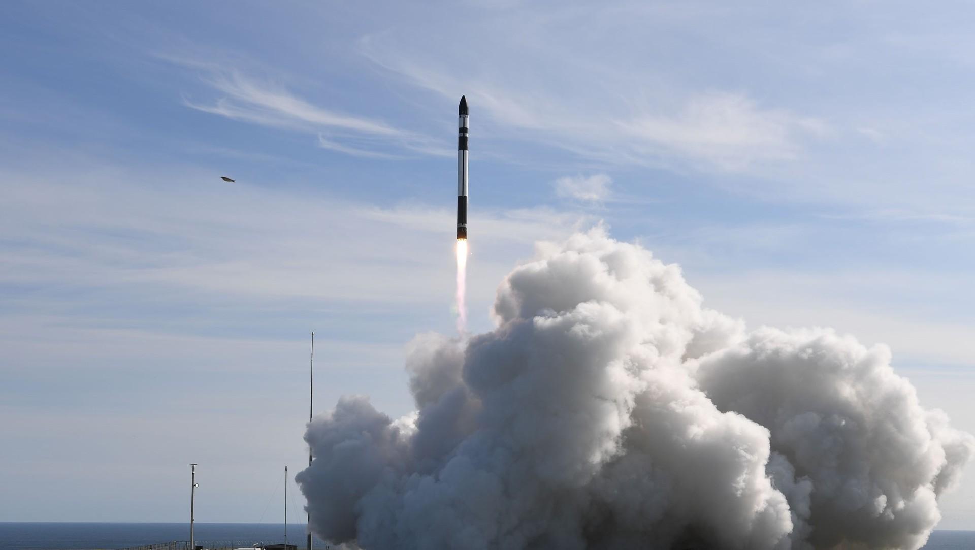 Watch live: Rocket Lab blasts off