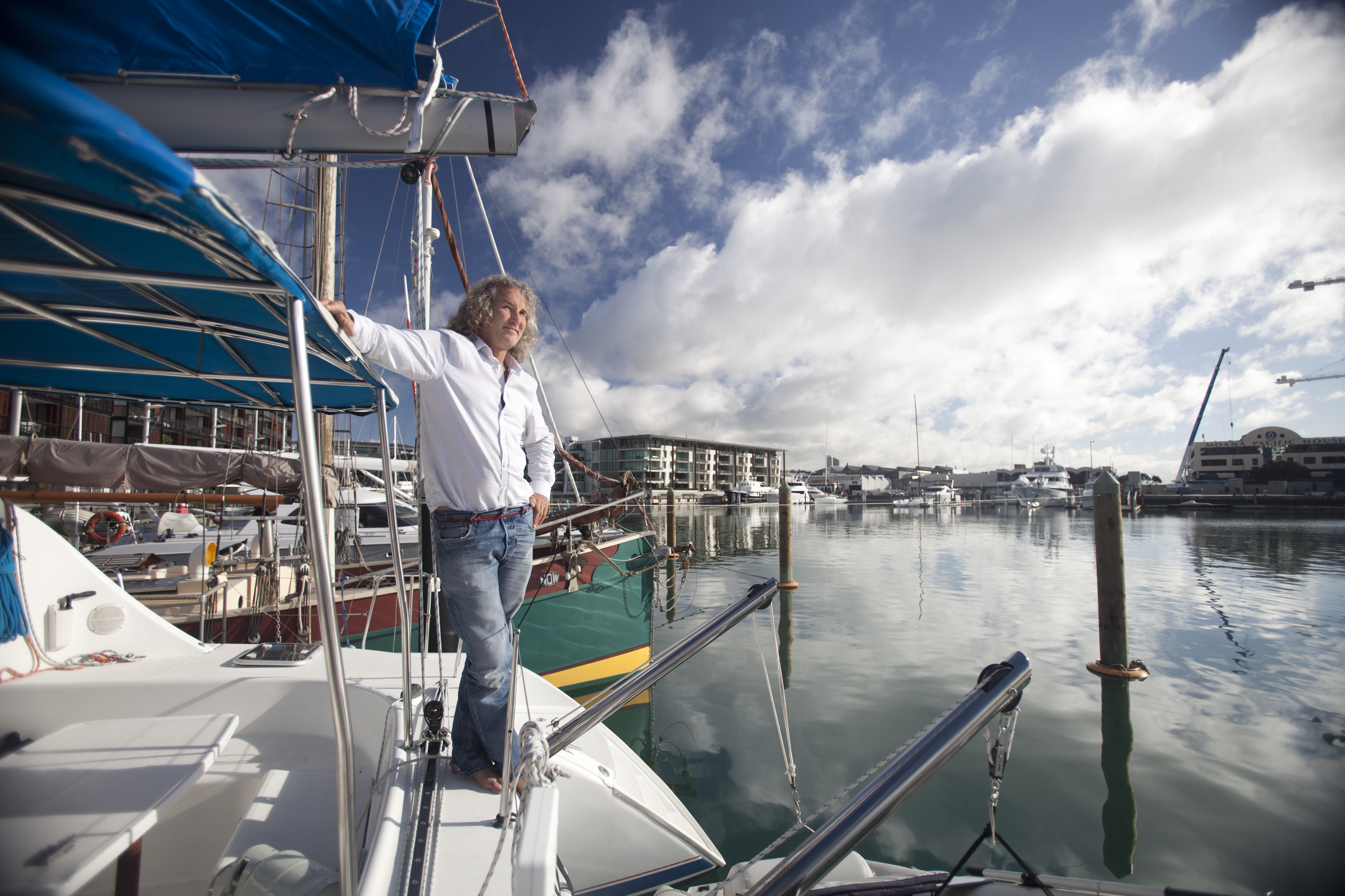 People choosing to live on boats - NZ Herald