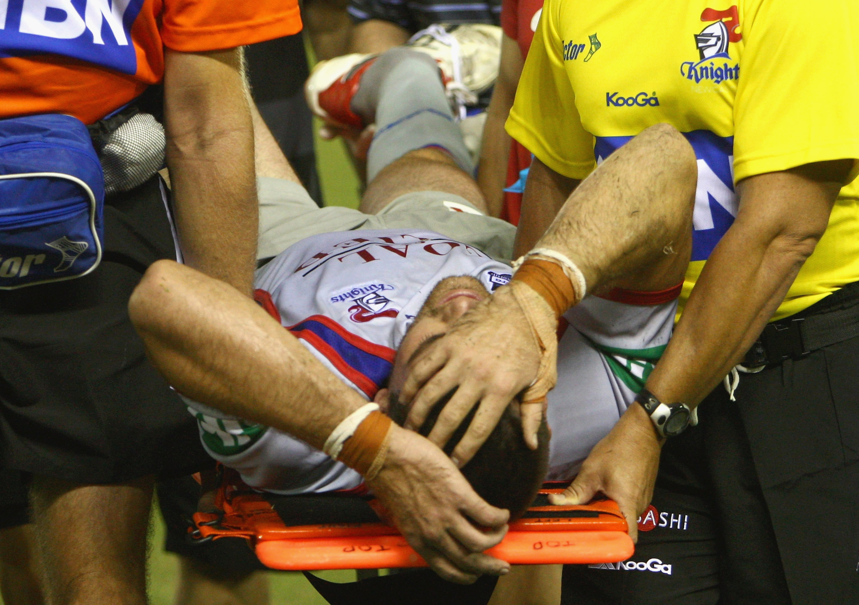 734a95b5d2 Seven of sport's most gruesome injuries - NZ Herald