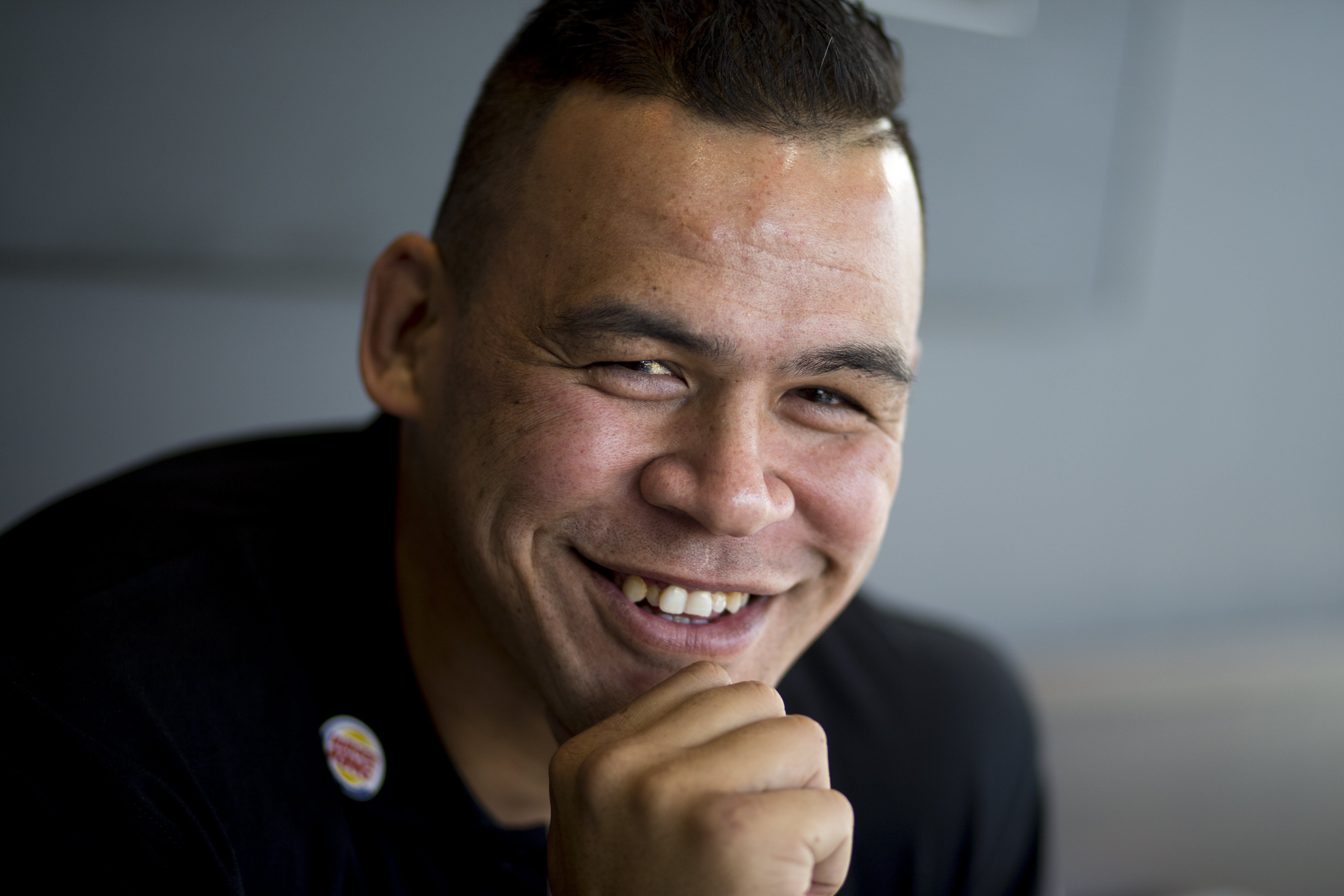 Michele Hewitson Interview: Dave Letele - NZ Herald