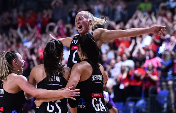Netball: Silver Ferns set for parliamentary reception to celebrate World Cup win