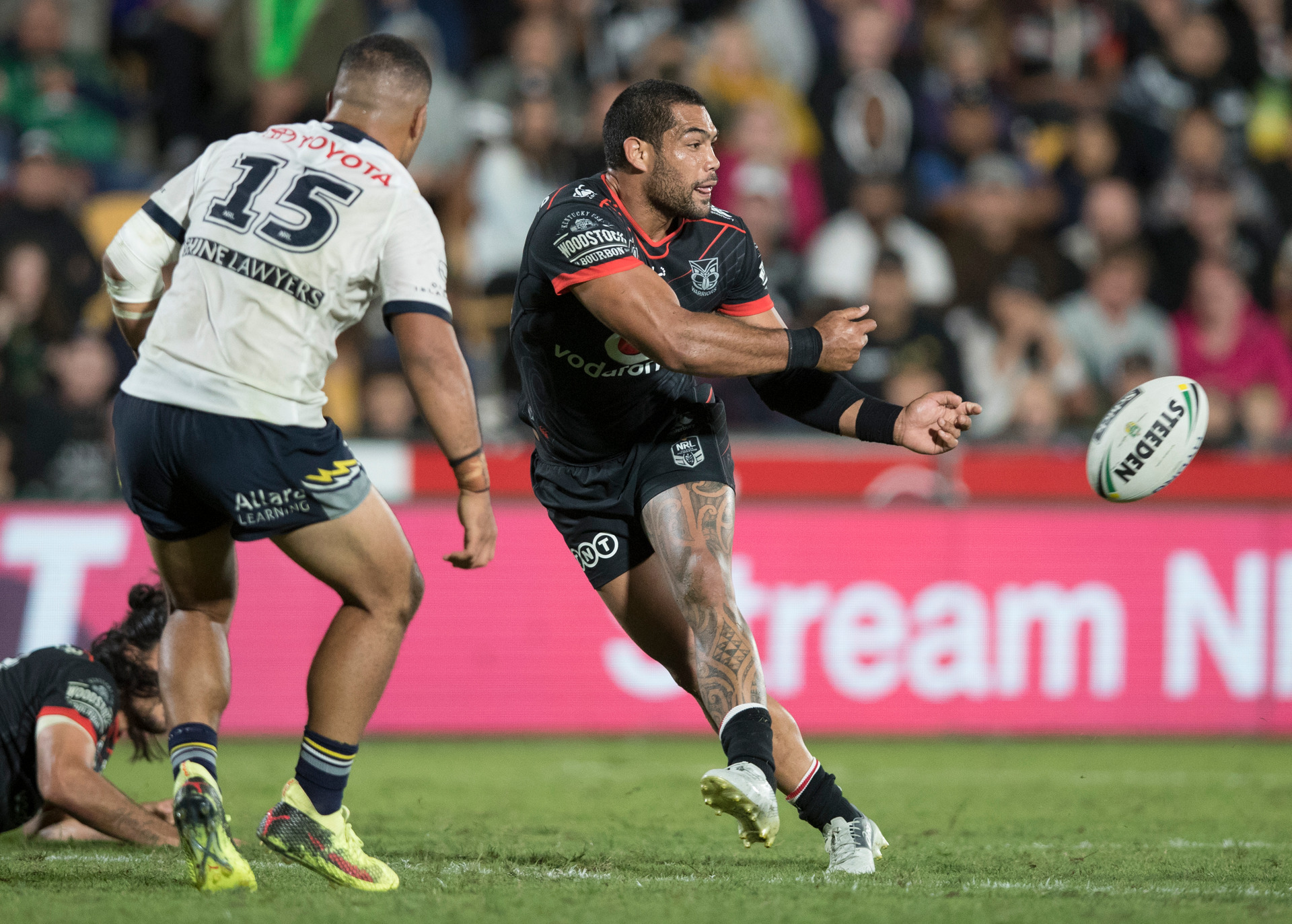 NZ Warriors to take on West Tigers in Whangārei in March