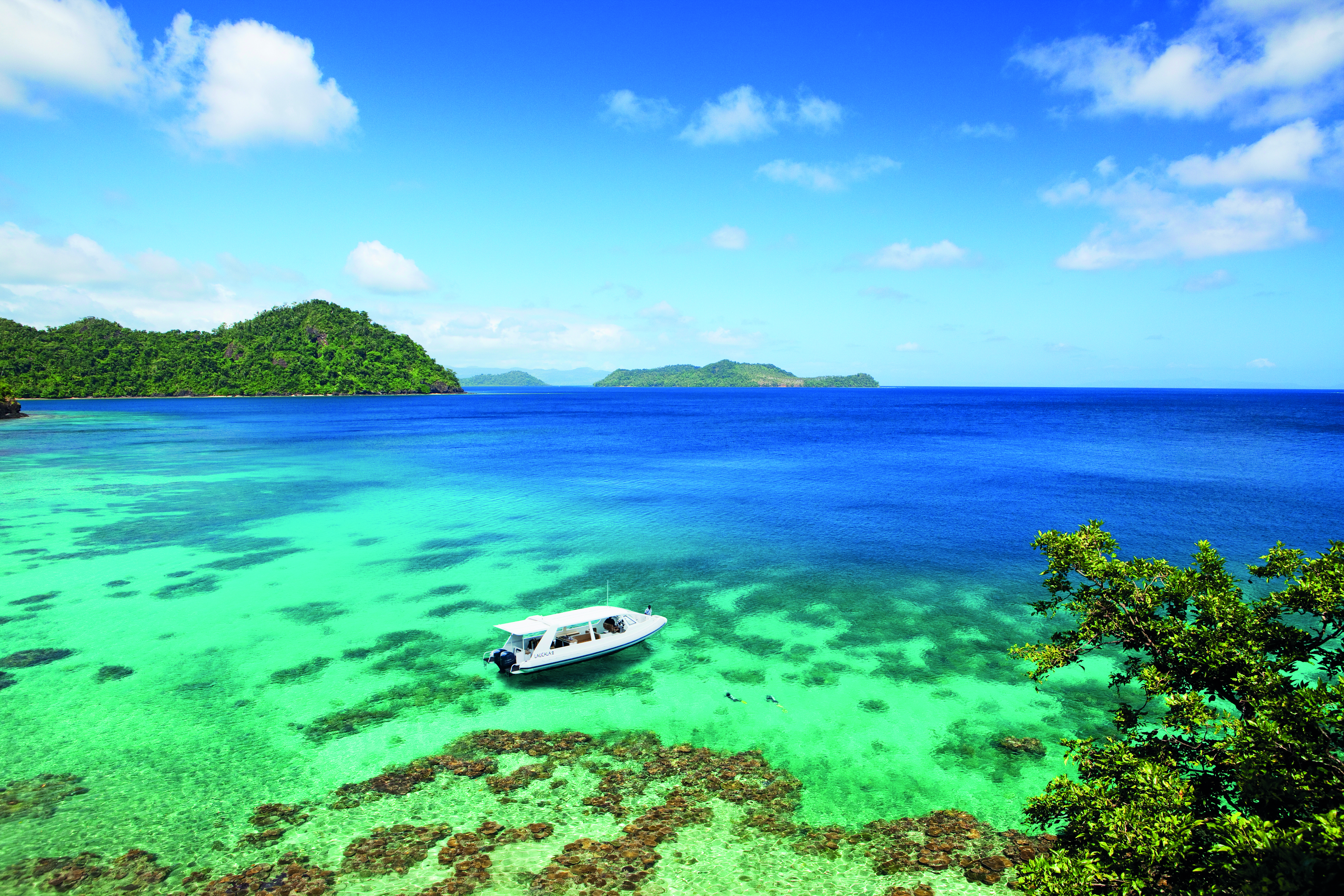 Laucala Island: Rest of the world is another place - NZ Herald