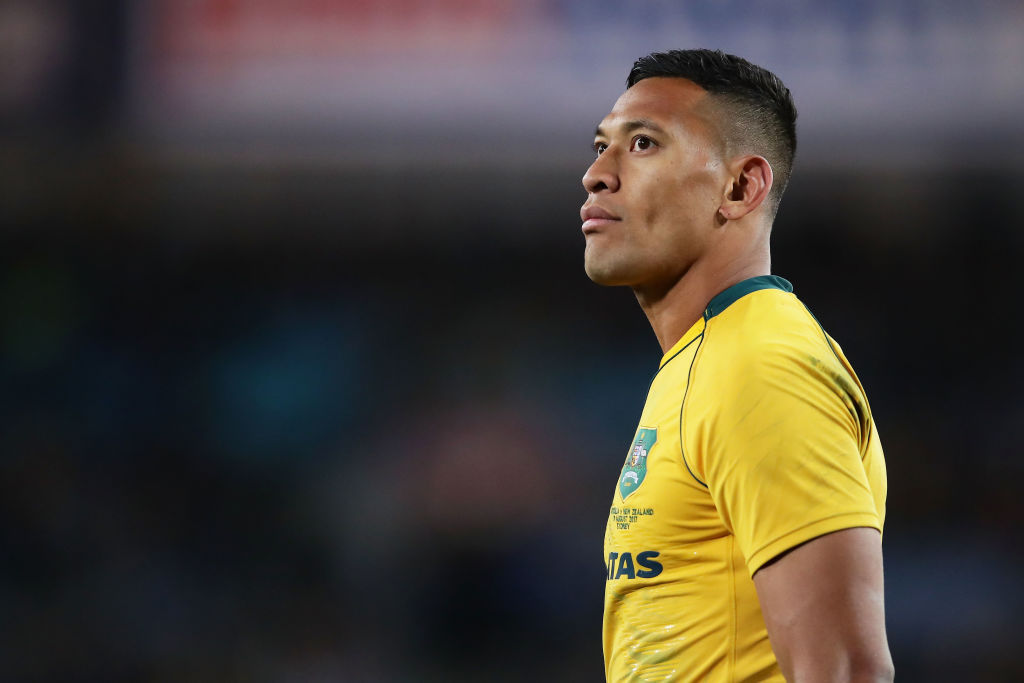 Rugby: Date set for Code of Conduct hearing set as Israel Folau's future to be decided