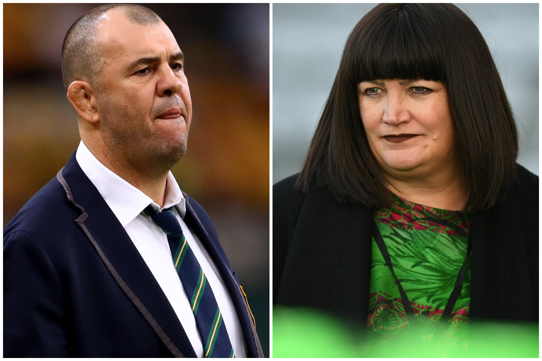 Wallabies meltdown: 'Ugly' altercation between Cheika and Kiwi boss revealed