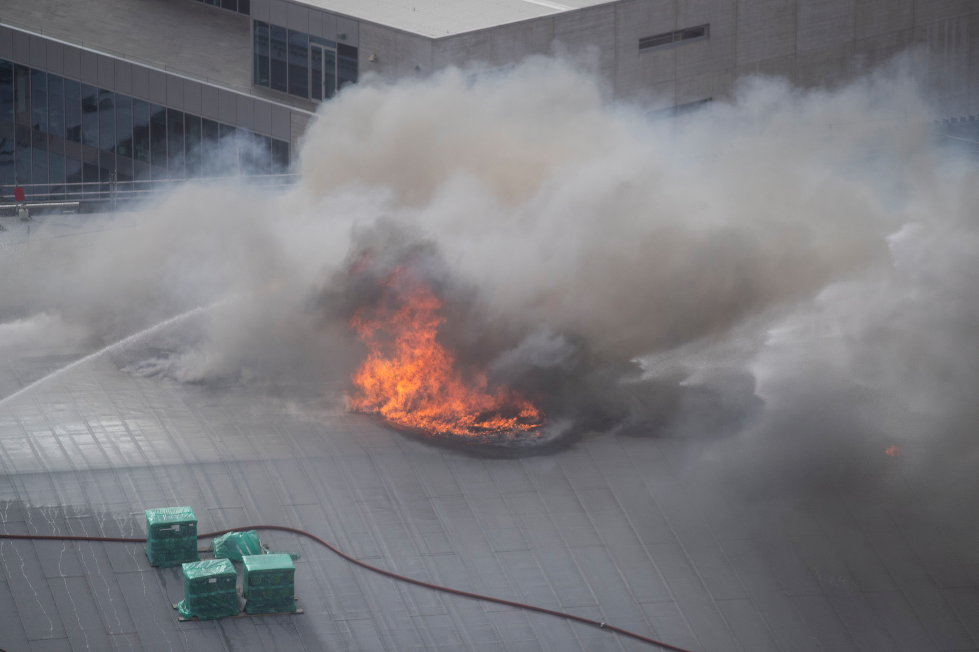 SkyCity Convention Centre could collapse if fire burns long enough - expert