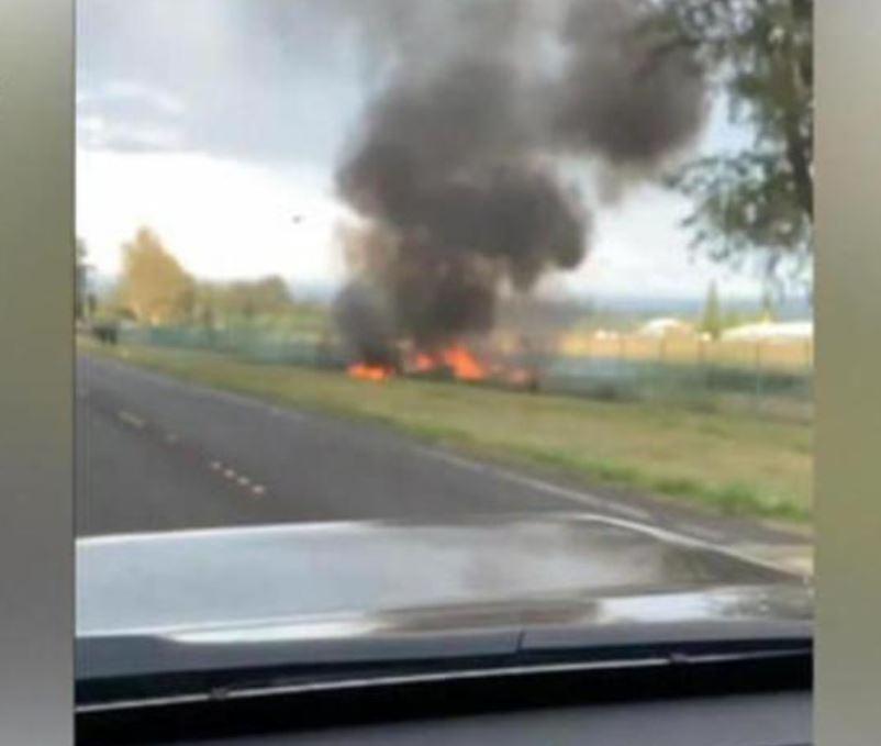 11 people killed in Hawaii skydive plane crash