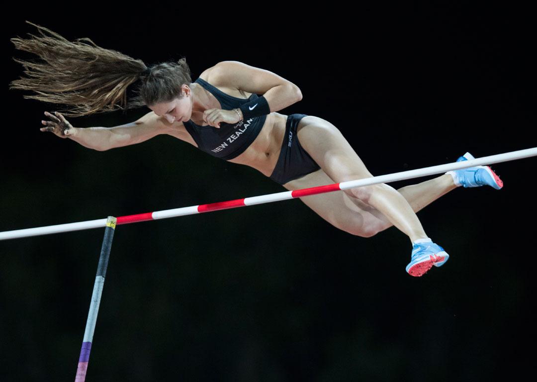 Athletics: Eliza McCartney taking a break to sort injury woes