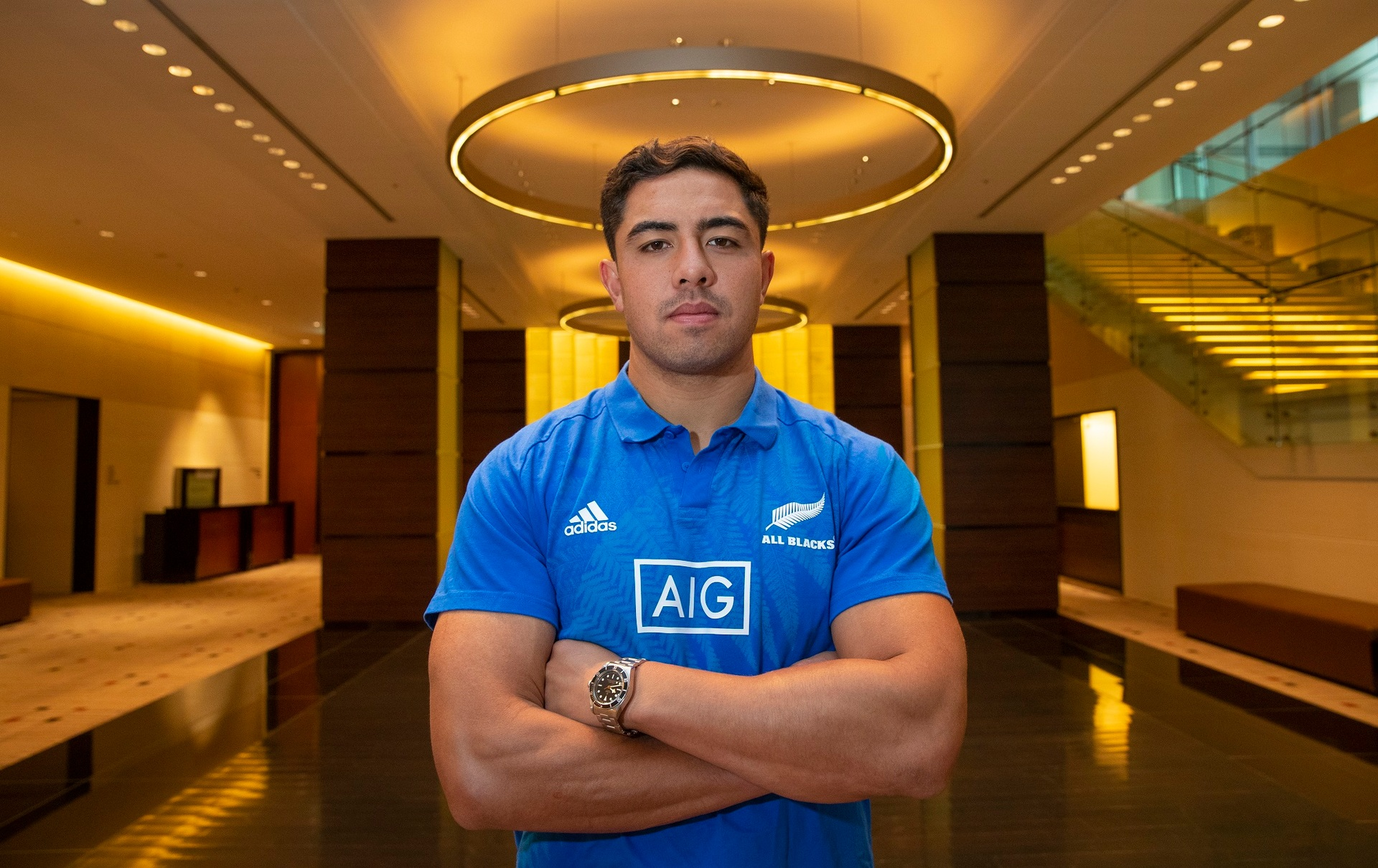 All Blacks star's stunning revelation: The day I nearly quit