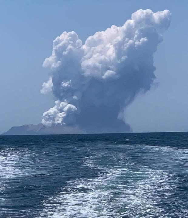 White Island erupts: NZ dominates international headlines