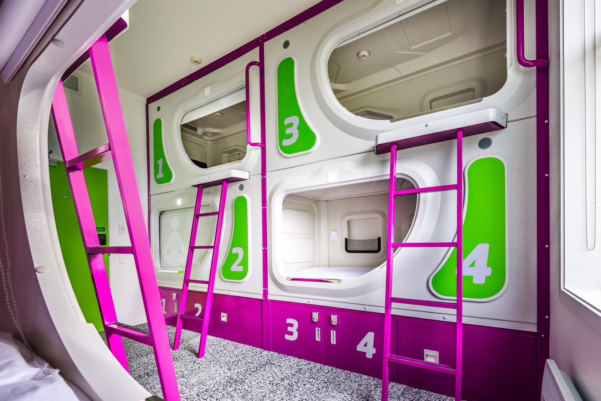 Jucy pods arrive in the USA with $16m San Diego hotel