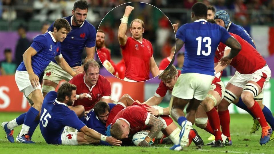 'Shouldn't be reffing': World media react to Wales v France 'shocker'