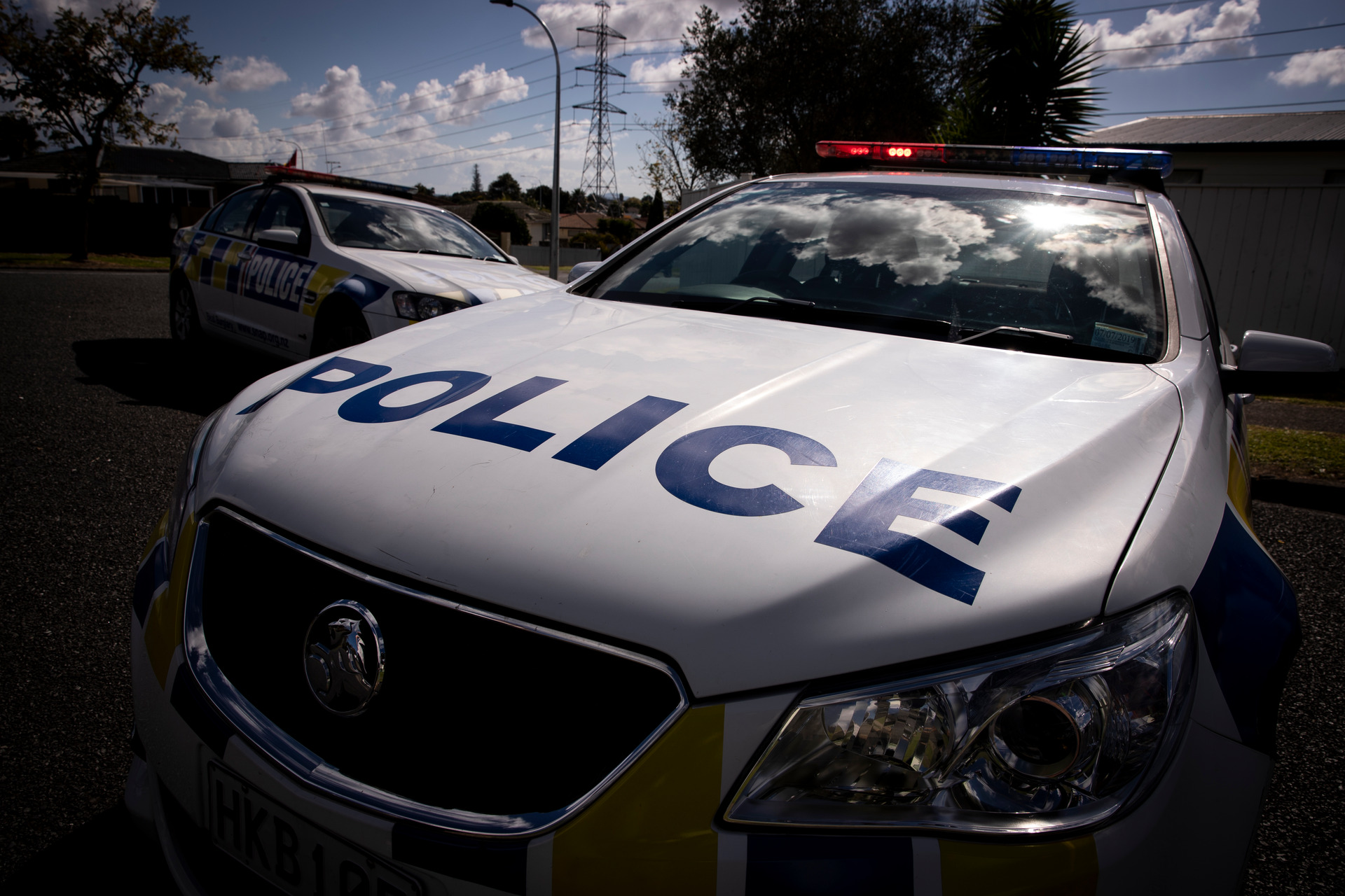 Police called to two robberies in Auckland