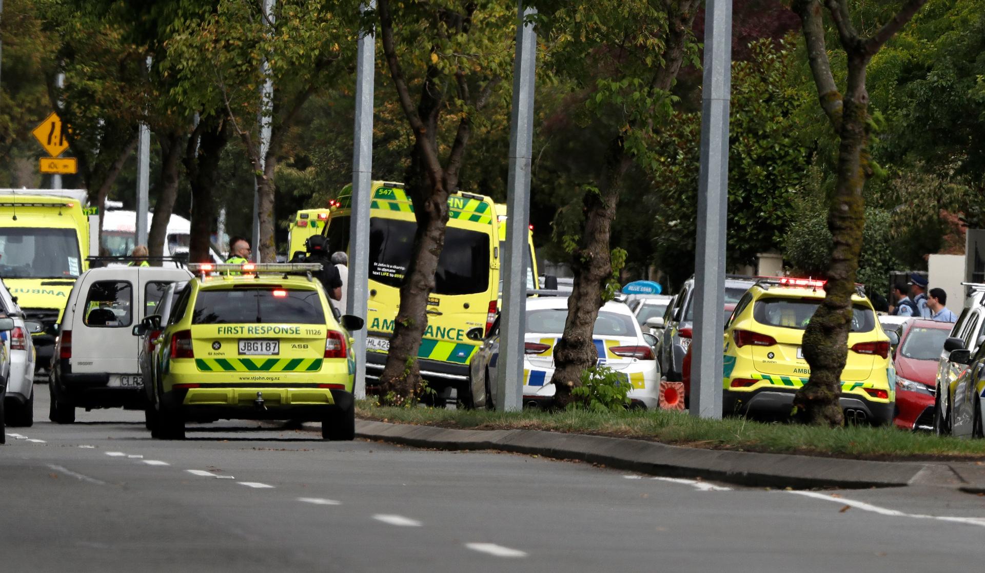 Christchurch Mosque Shooting Video Wallpaper: Flipboard: Mosque Shooting: Christchurch Workers Provide
