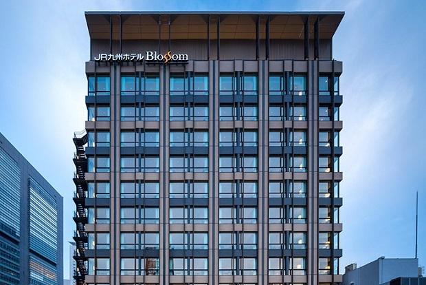 Staying at the JR Blossom Hotel in Shinjuku, Tokyo