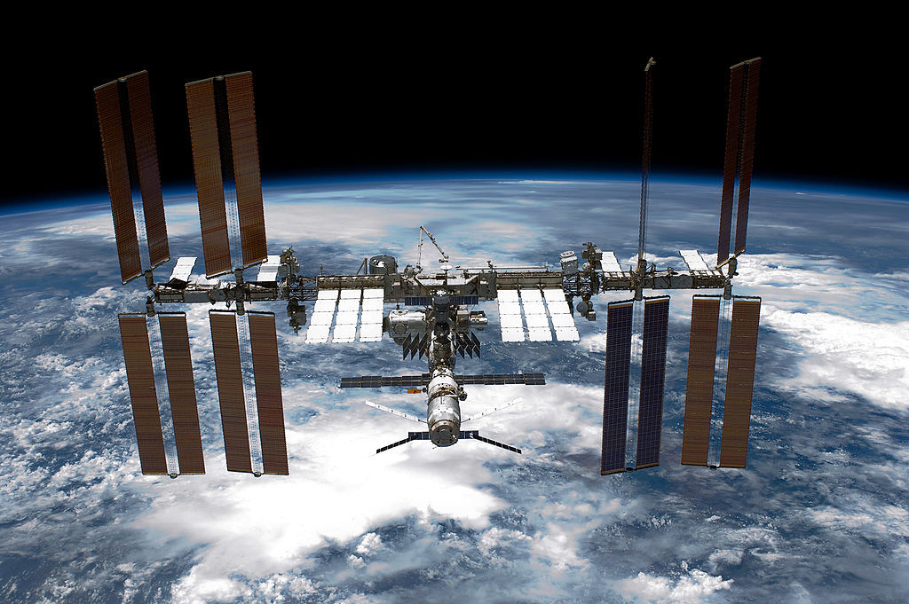 Take your own space odyssey - a holiday on the Space Station