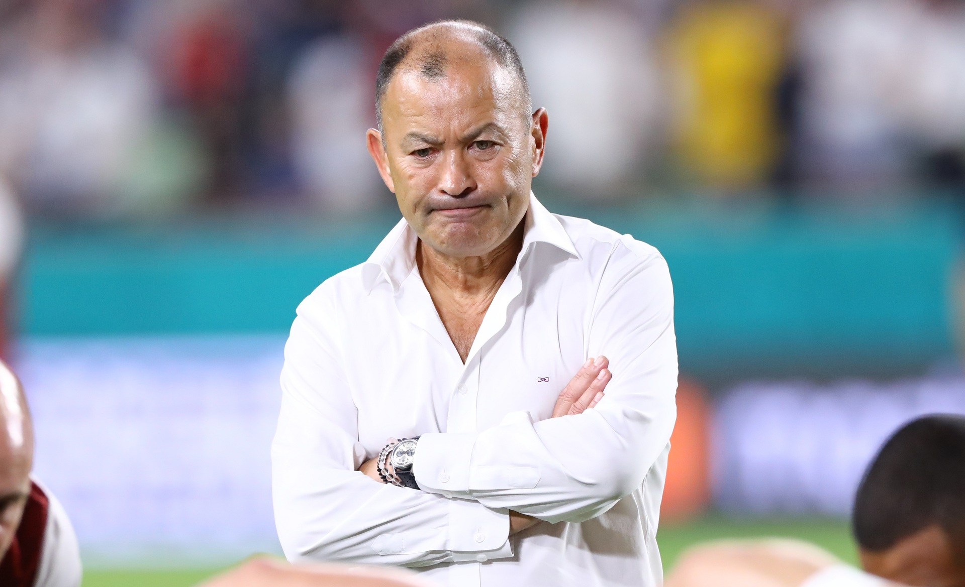 Eddie Jones on ABs: How to beat 'greatest team ever in sport'