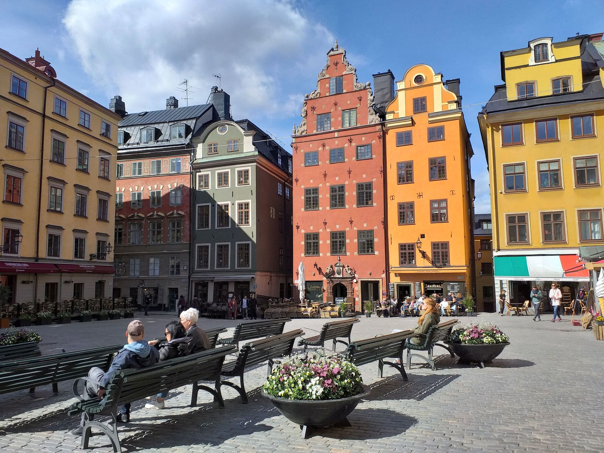 Sweden: Cultural spoils of Stockholm