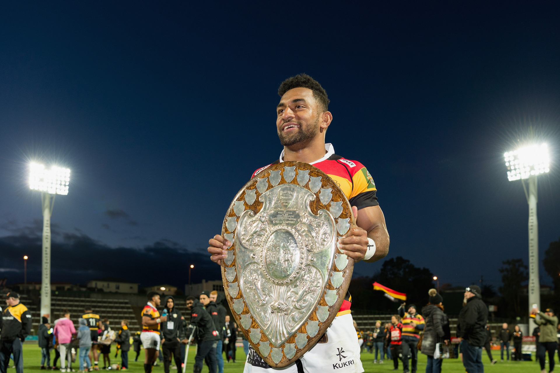 New Zealand Rugby offer possible career lifeline to Waikato winger Sevu Reece