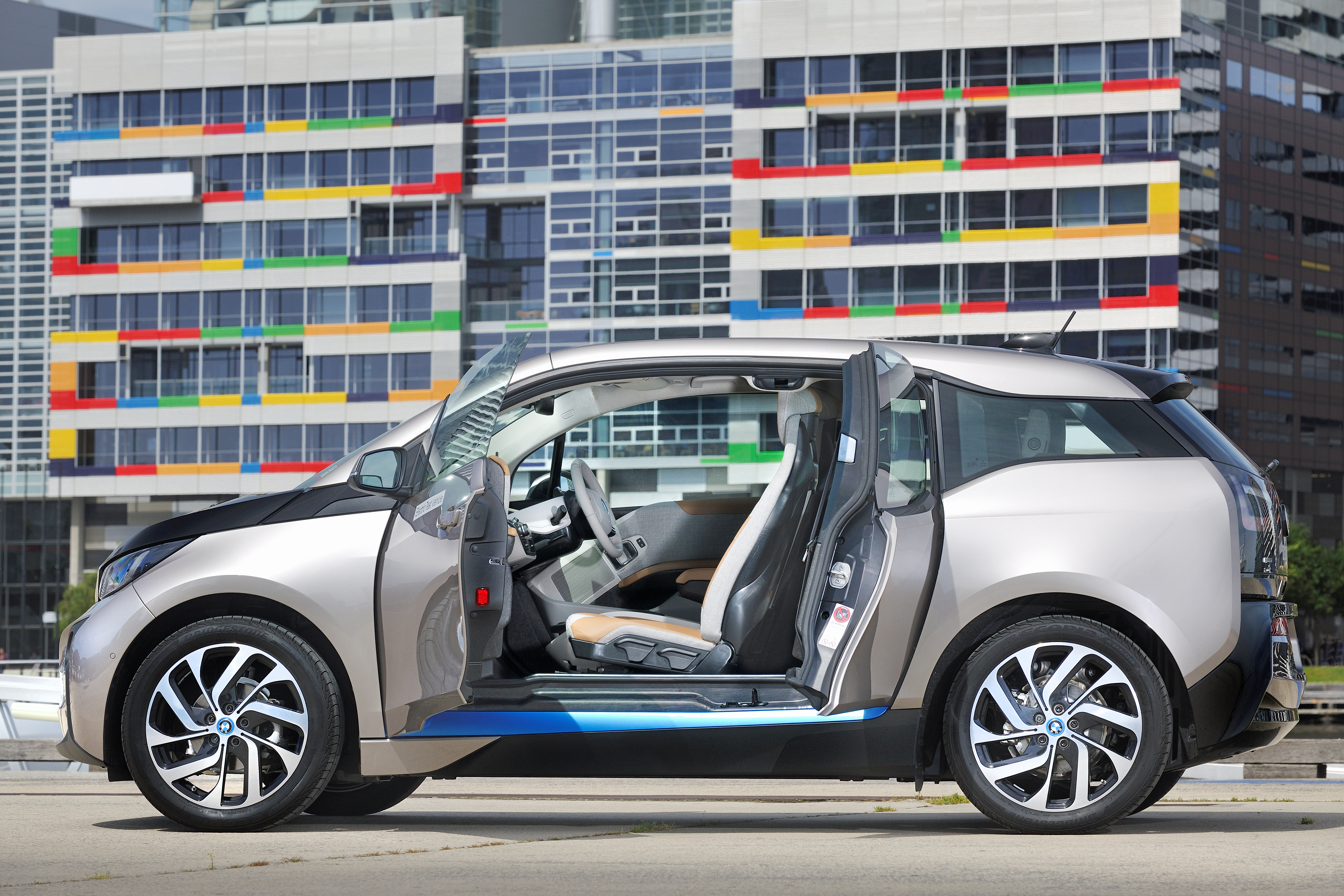 The Curious Case Of The Bmw I3 Nz Herald