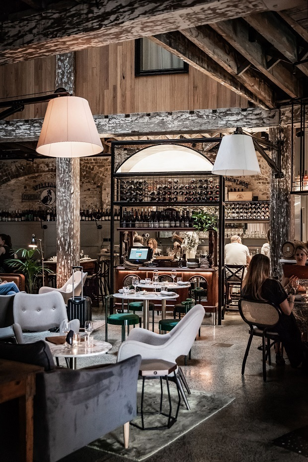 Staying at at the Ovolo 1888, in Sydney