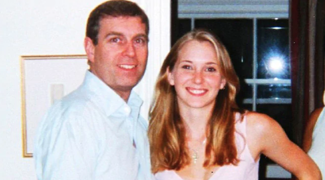 Epstein sex case: Prince Andrew blasted for claiming photo with Virginia Roberts is fake