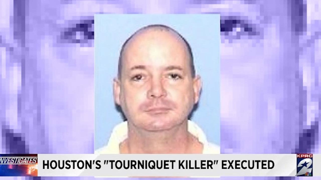 tourniquet killer execution