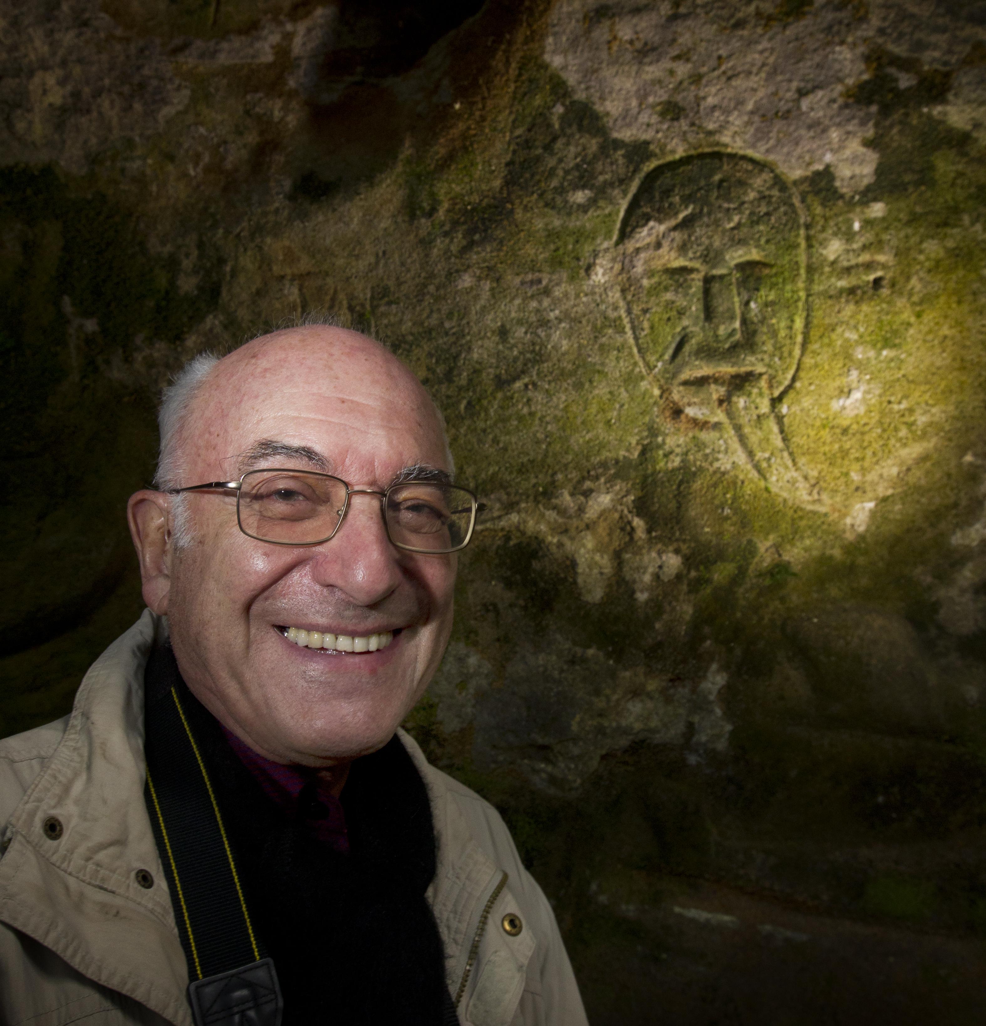 Rock art needs protection: expert
